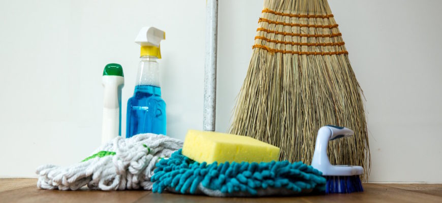 Office Cleaning Supply Checklist for a New Business