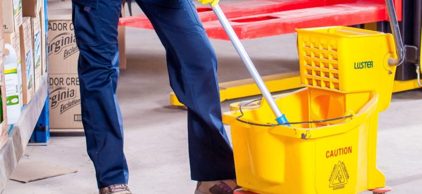 Commercial Floor Cleaning Best Practices