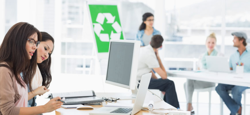 How to make your office more environmentally friendly