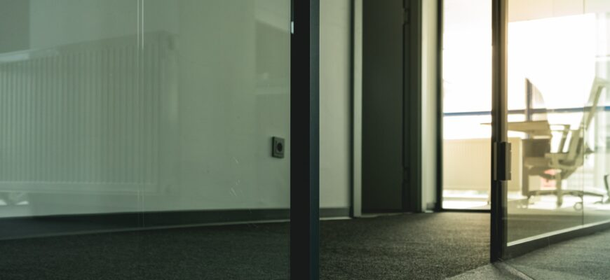 Why It's Important to Clean Office Doors and Door Cleaning Tips
