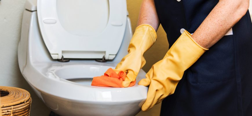 School Cleaning Supplies Every School Staff Need