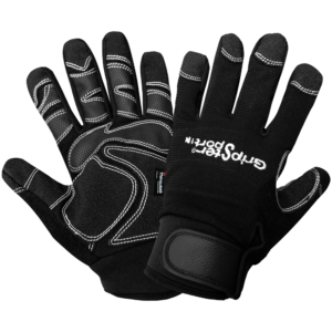 Shop our Gripster Sport Leather Insulated Gloves. These are the best overall winter work gloves.